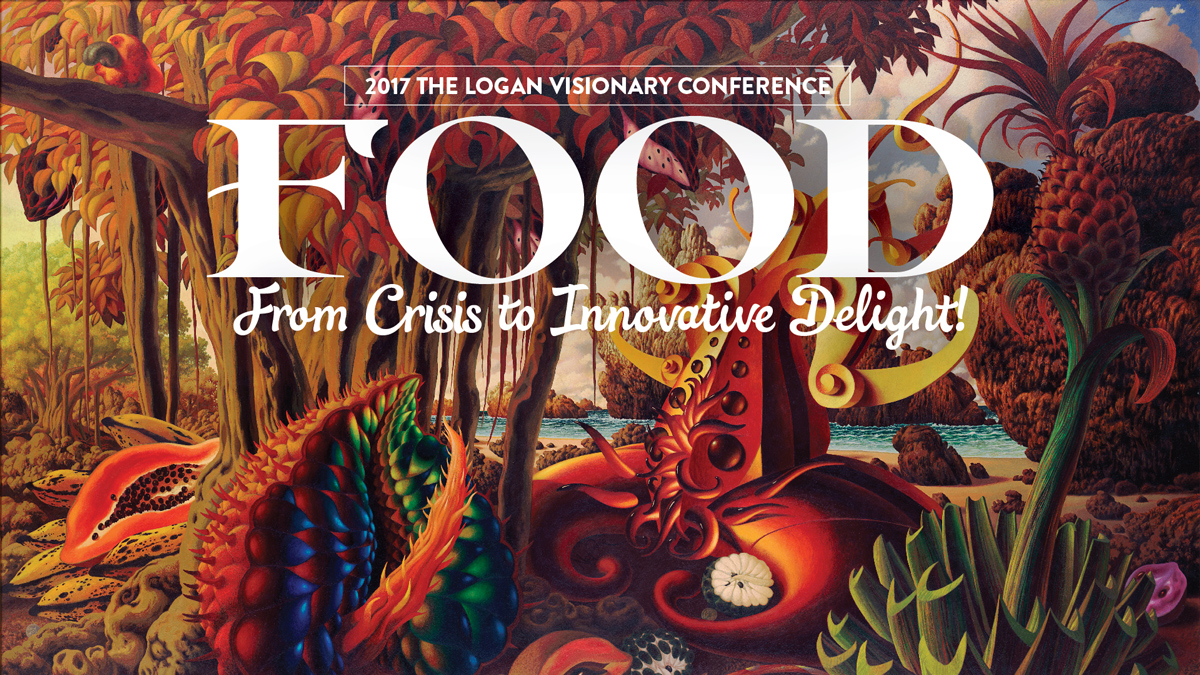 FOOD, From Crisis to Innovative Delight logo