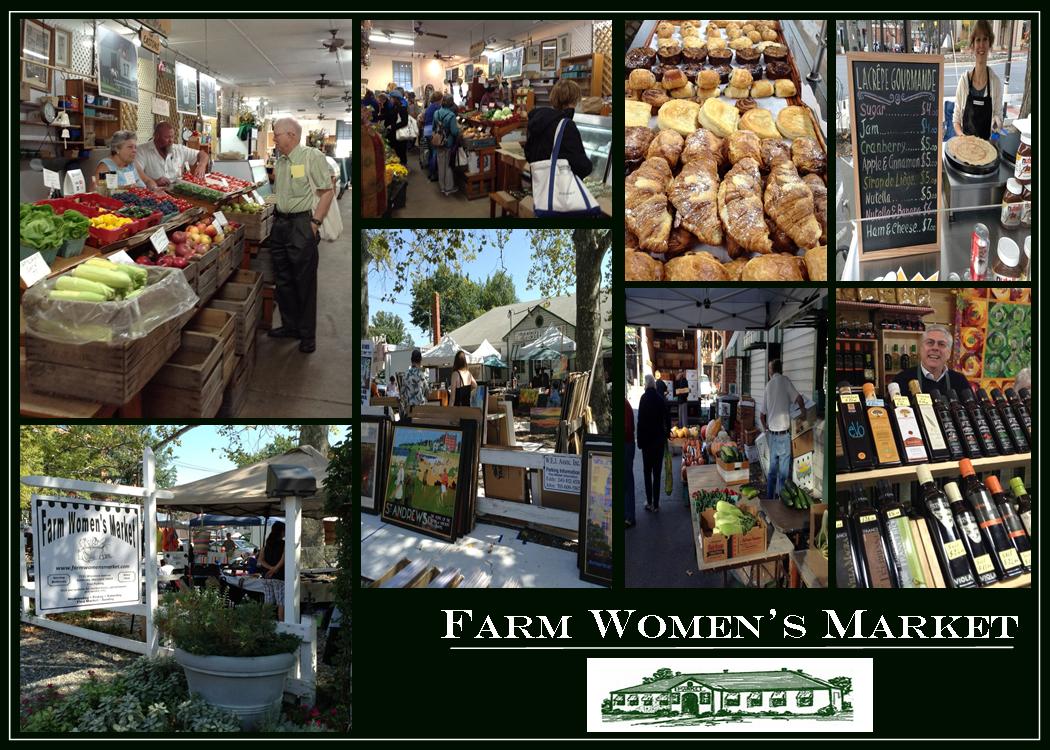 Bethesda Farm Women's Market