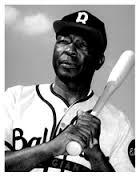 Photo of baseball great Ernest Burke