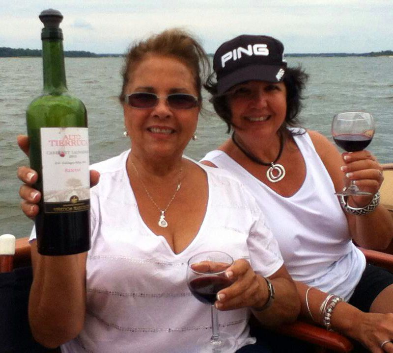 Wine Tasting Cruise aboard Sail Selina II, St Michaels MD