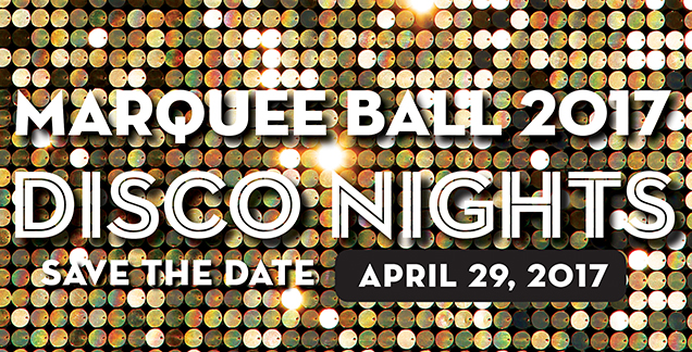 Marquee Ball Disco Nights logo