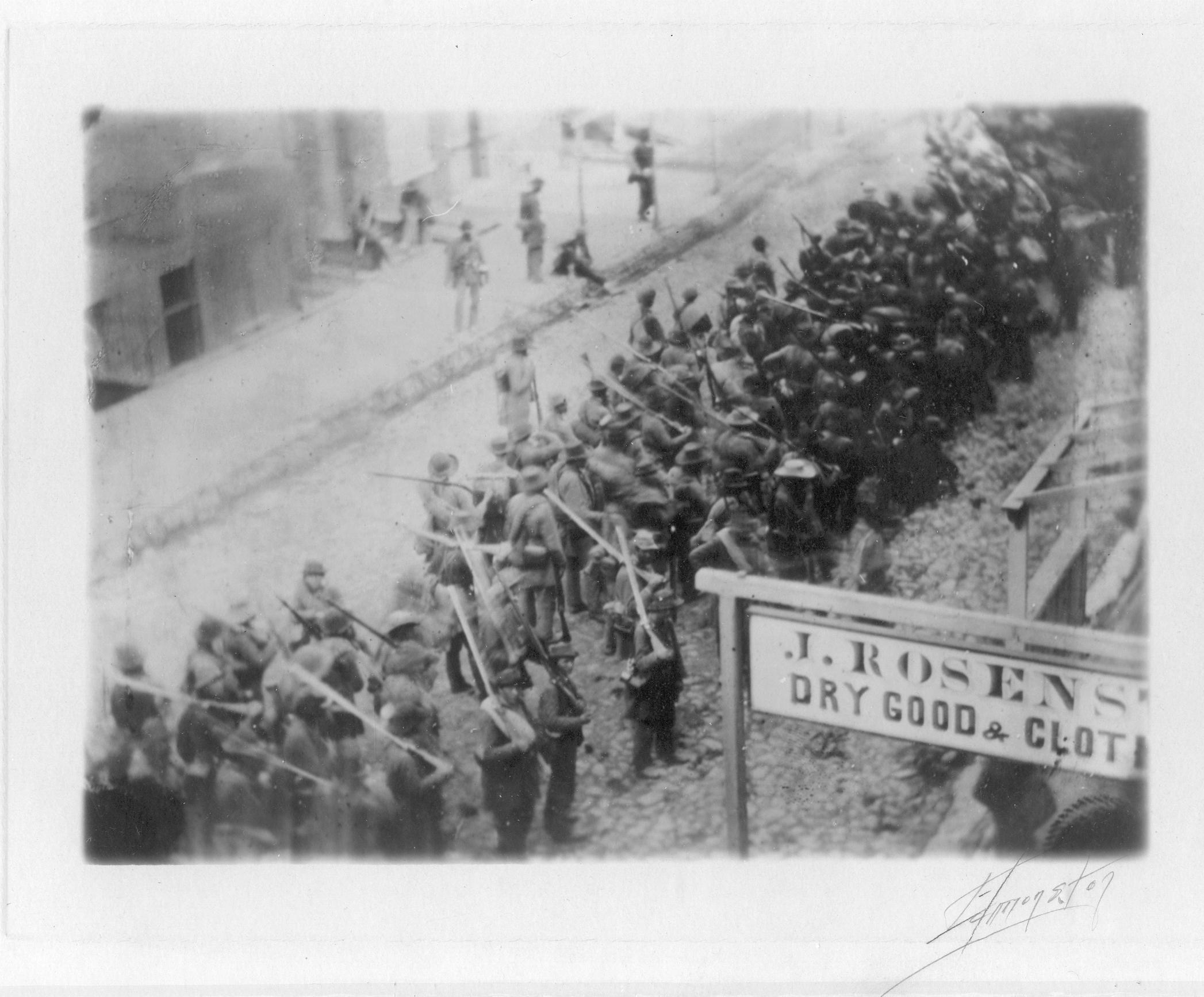 Civil War Soldiers in Frederick