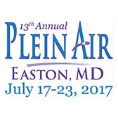 Plein Air poster