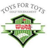 Toys for Tots Golf Tournament logo