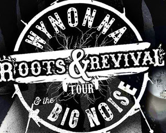 Wynonna and the Big Noise Tour Logo