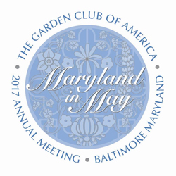Garden Club of America meeting logo