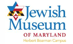 Logo for the Jewish Museum of Maryland