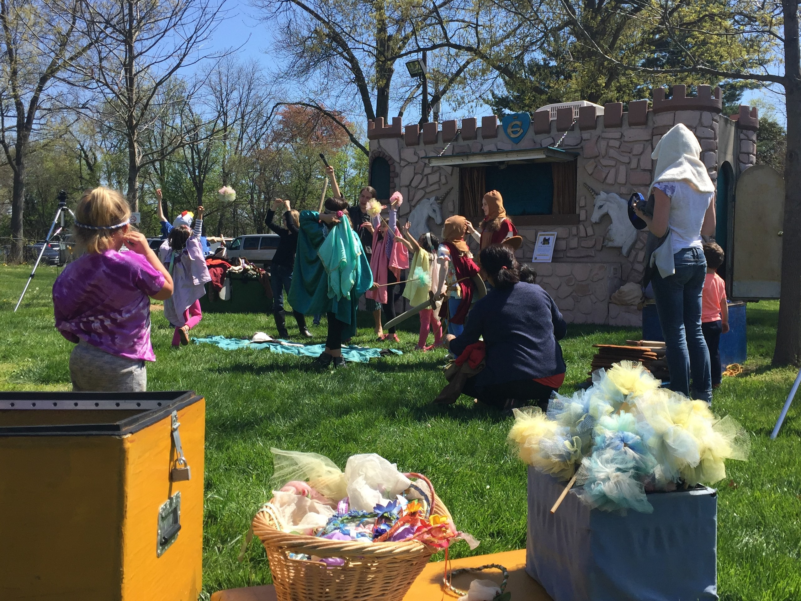 Fun for the whole family at Sugarloaf Crafts Festival!