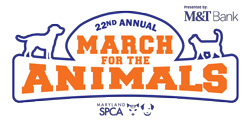 Maryland SPCA's 22nd annual March for the Animals