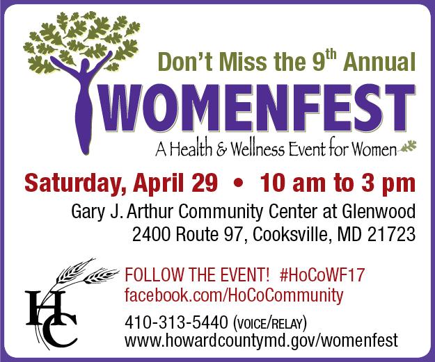 WomenFest 2017 poster