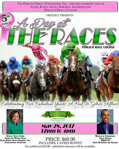 AKA Day at the Races poster
