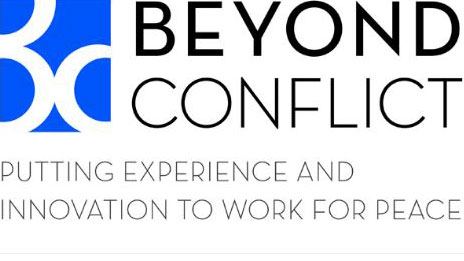 Logo for Beyond Conflict organization