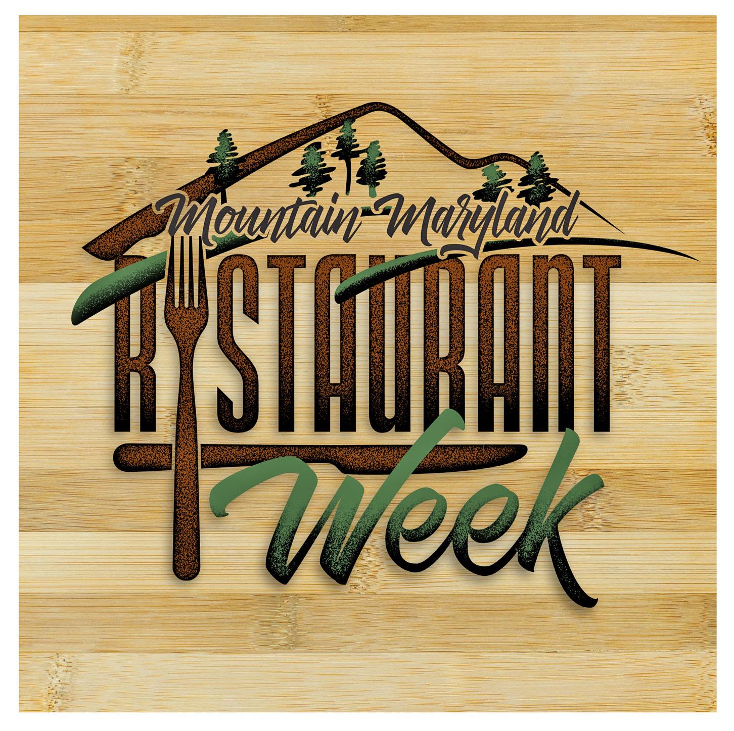 Mountain Maryland Restaurant Week logo