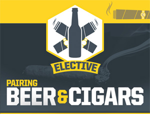 Cigar Pairing logo from Flying Dog University