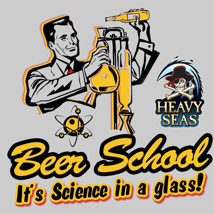 Heavy Seas Beer School