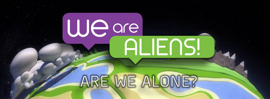 We Are Aliens NatureSphere image