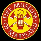 The Fire Museum of Maryland logo