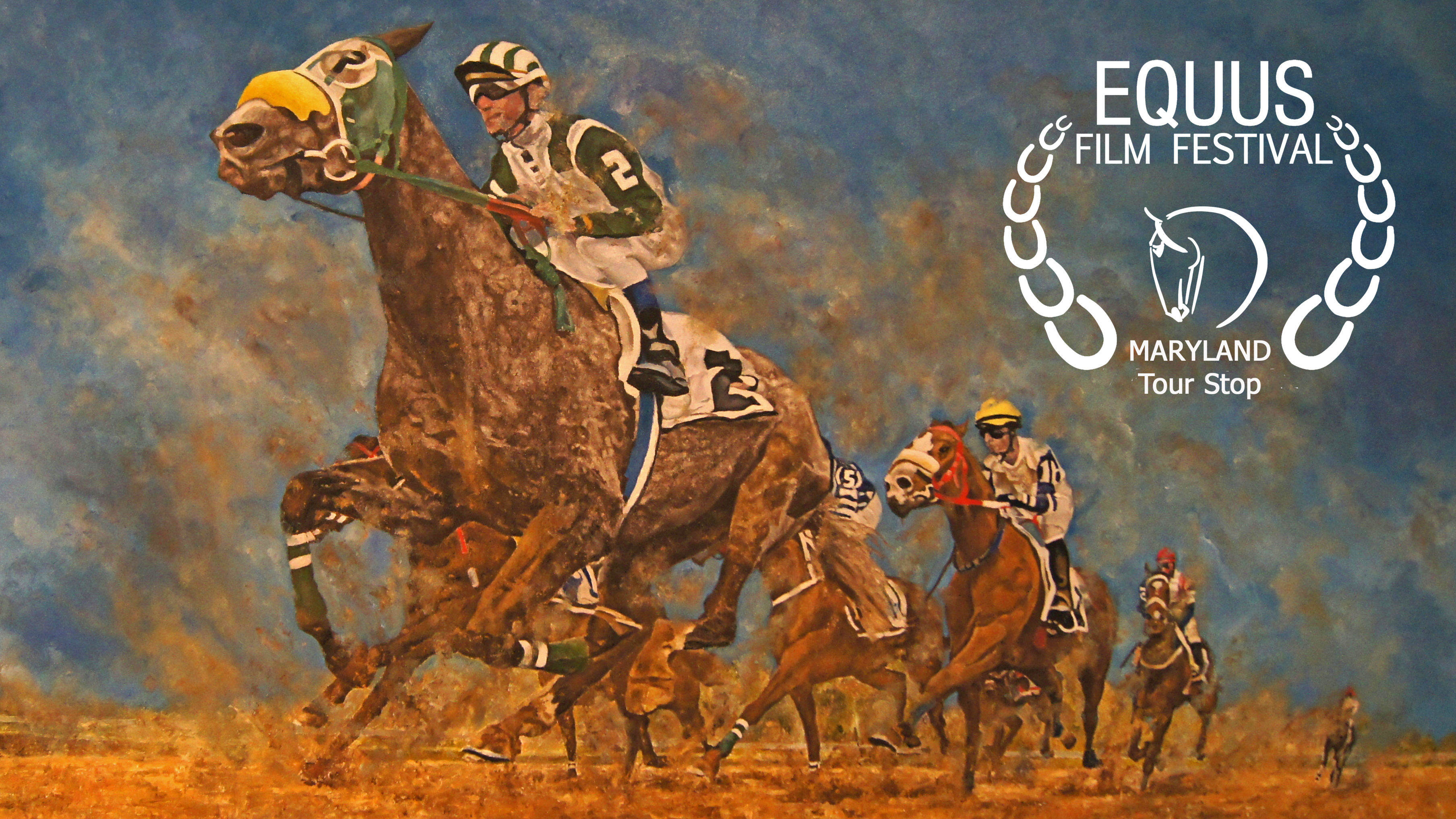 MD Horse Industry Board to Host EQUUS Film Festival poster