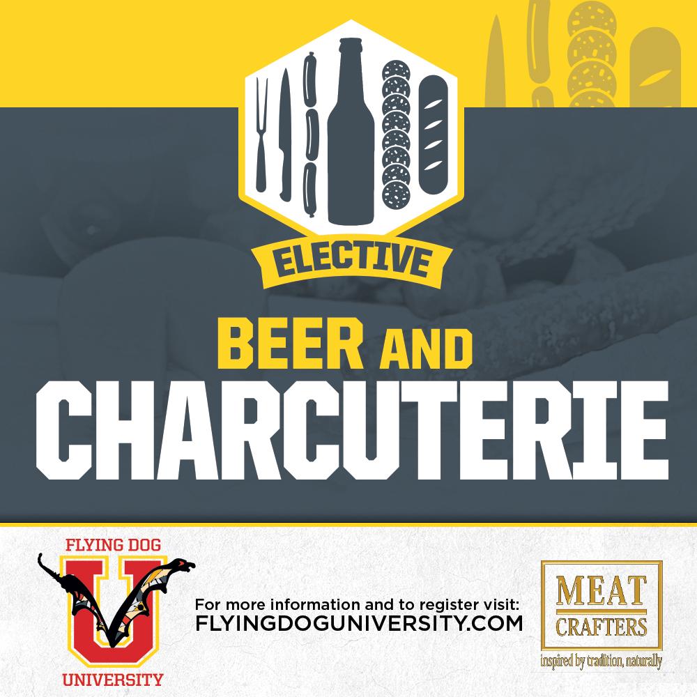 Flying Dog Univ Beer & Charcuterie Pop-Ups