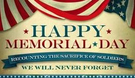 Memorial Day Special at Phillip's Seafood flyer