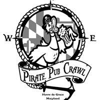 Havre de Grace Pub Crawl Logo