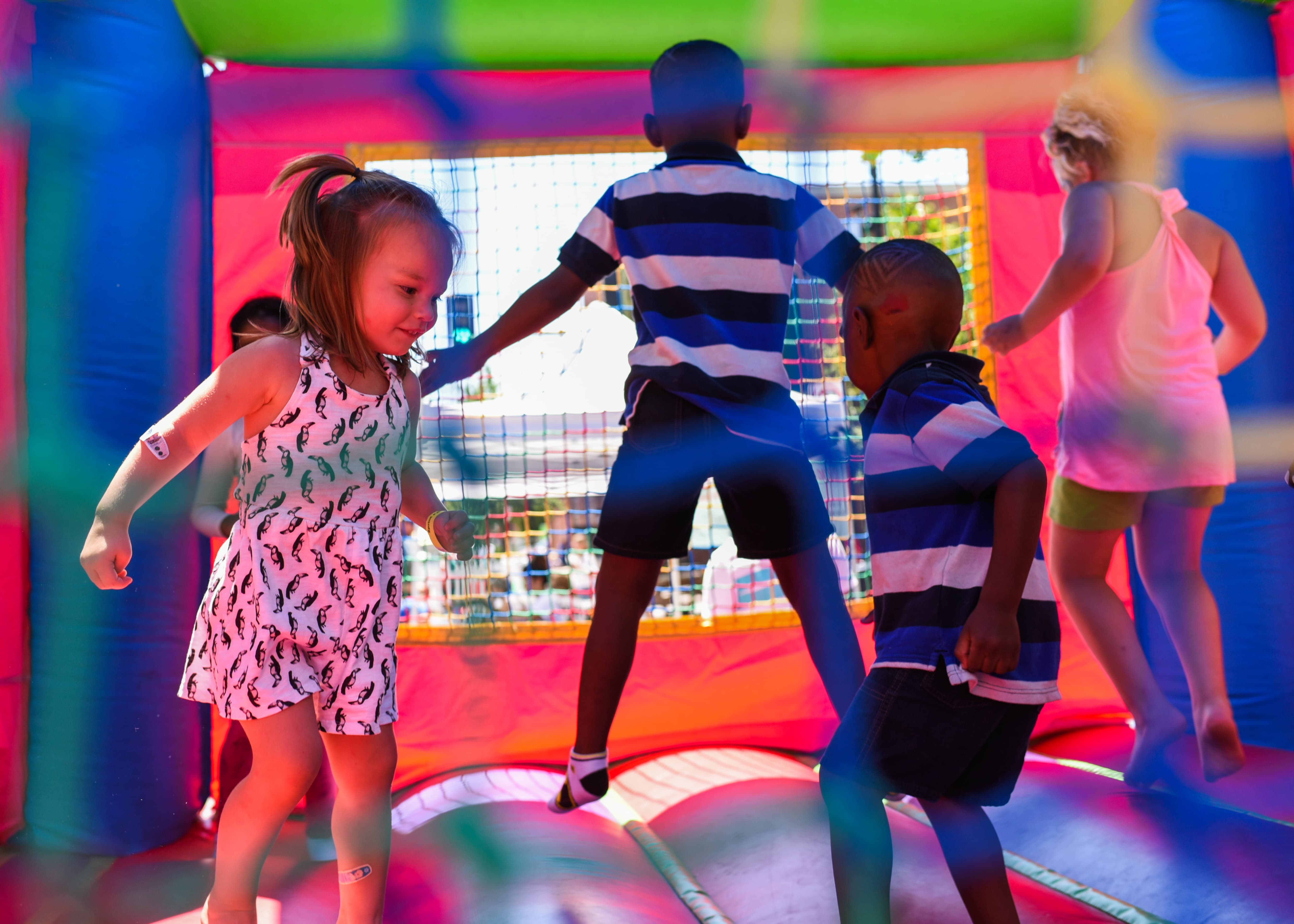Jump into summer fun!