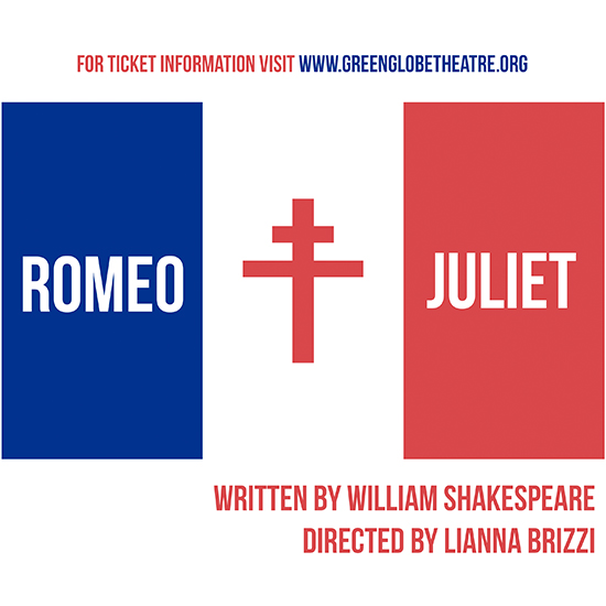 Romeo and Juliet by William Shakespeare poster