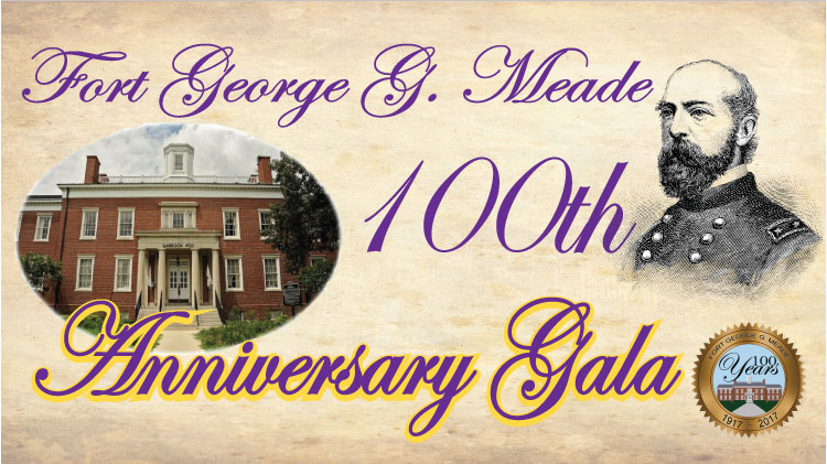 Invitation to 100th Anniversary Gala