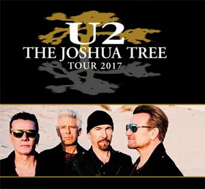 U2 Band members