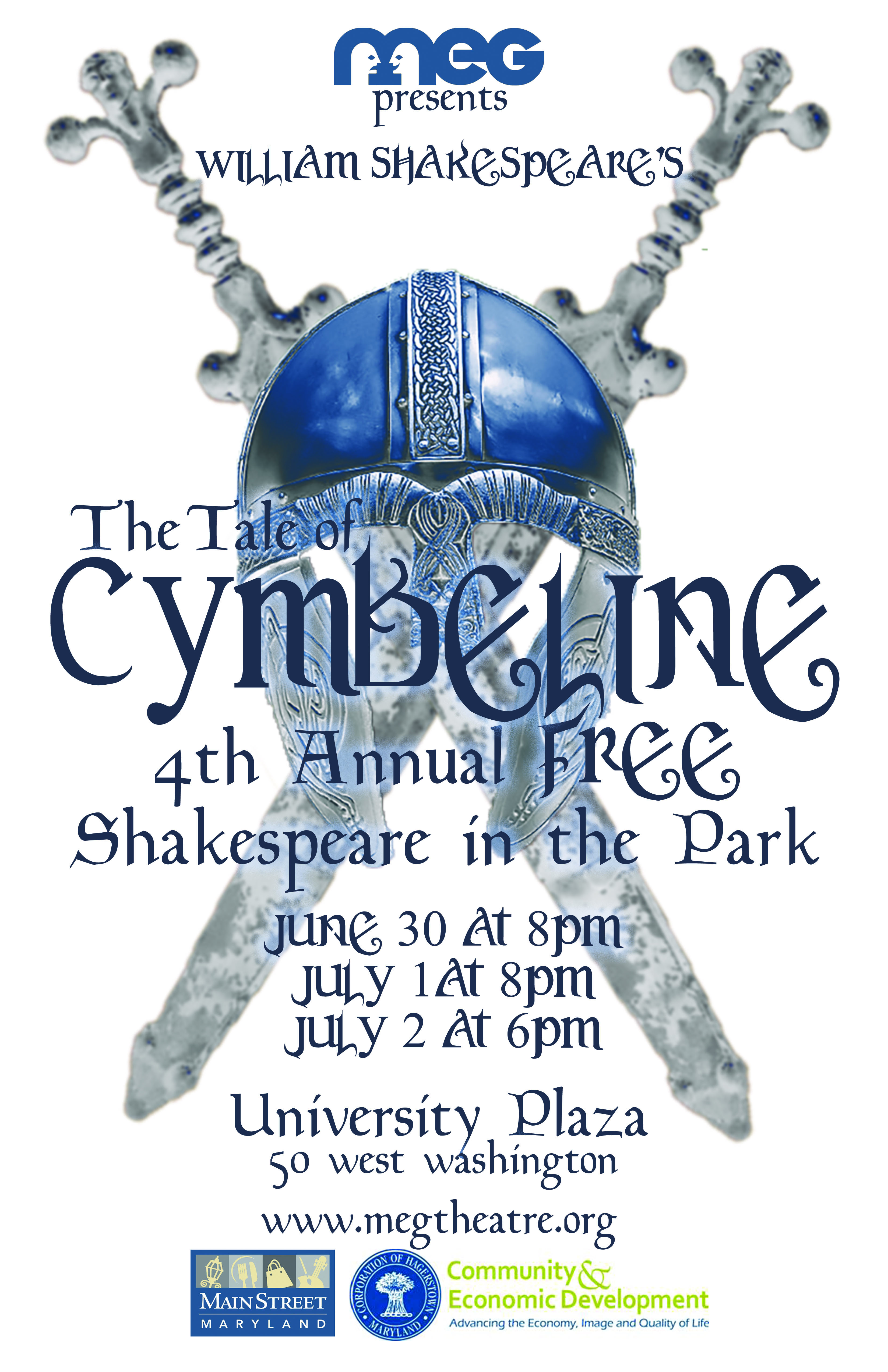 4th Annual Shakespeare in the Park