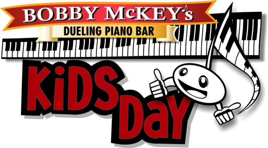 Kids day at Bobby McKey's