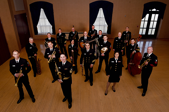 U.S. Navy Band: The Commodores