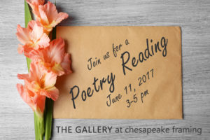 Join us for a poetry reading