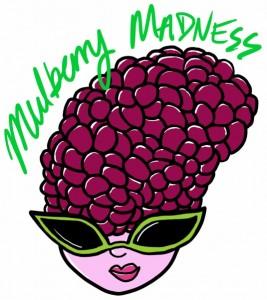 Mulberry Madness Hon logo