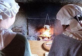 Hearth Cooking is described October 14-15