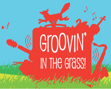 Ladew Gardens' Groovin' in the Grass logo