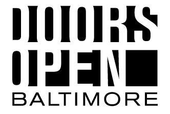 Doors Open Baltimore Event Logo
