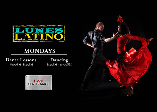 Lunes Latino poster