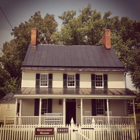 Newcomer House