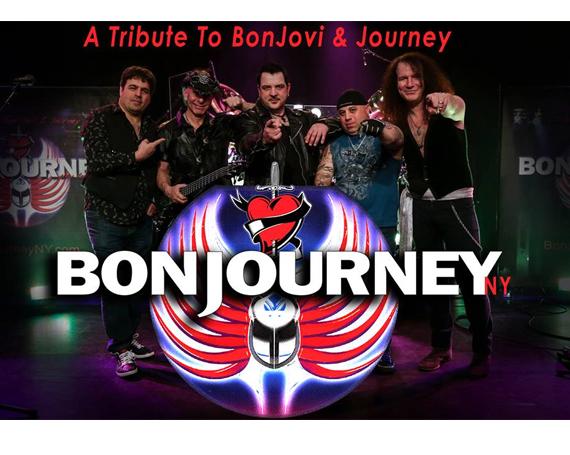 bon journey poster