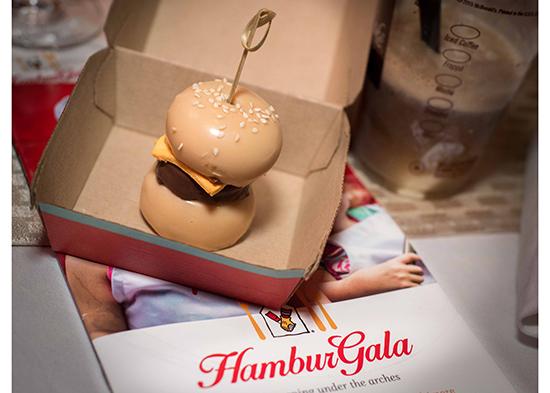 HamburGala poster art
