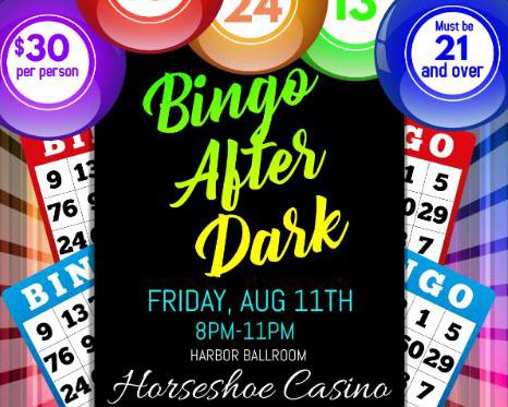 Bingo After Dark poster