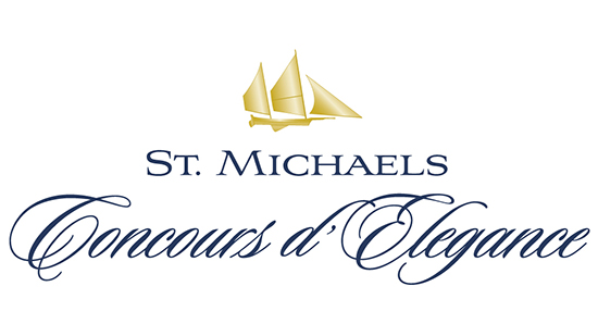 St. Michaels Concours d'Elegance logo