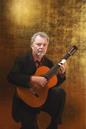 Legendary guitarist Manuel Barrueco
