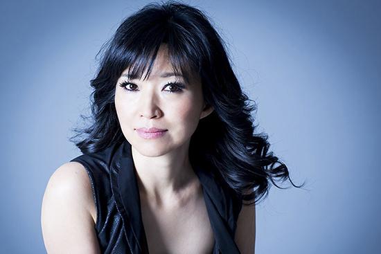 Press photo of Keiko Matsui