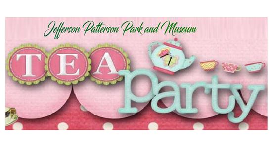 Tea Party at Jefferson Patterson flyer