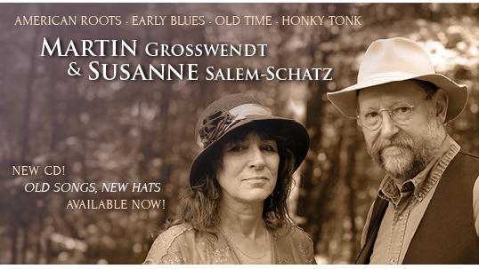 Martin Grosswendt & Susanne Salem-Schatz