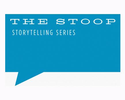 Logo for the Stoop Storytelling Series