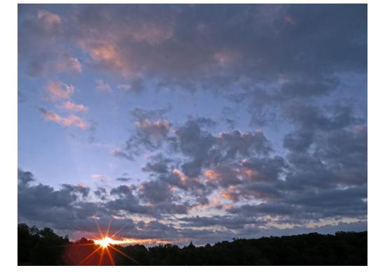 Sunrise at Rockburn Branch photo
