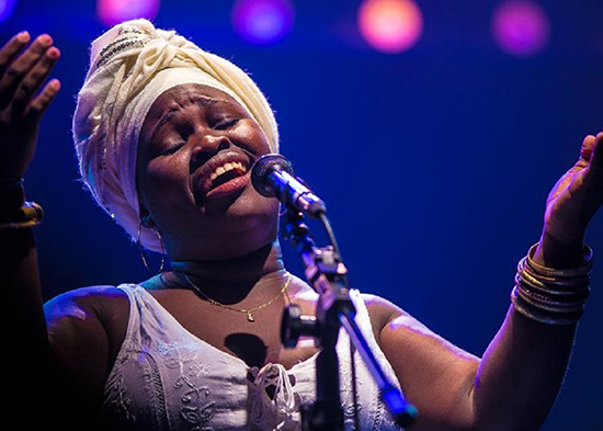Photo of Daymé Arocena